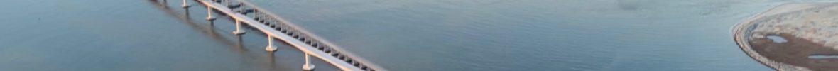 Marc Basnight Bridge Ribbon Cutting Dedicates New Oregon Inlet Span